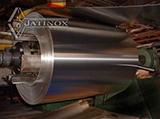 Bobina de Aço Inox